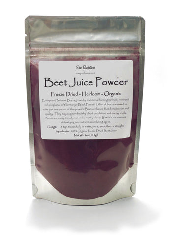 Beet Juice Powder 4oz