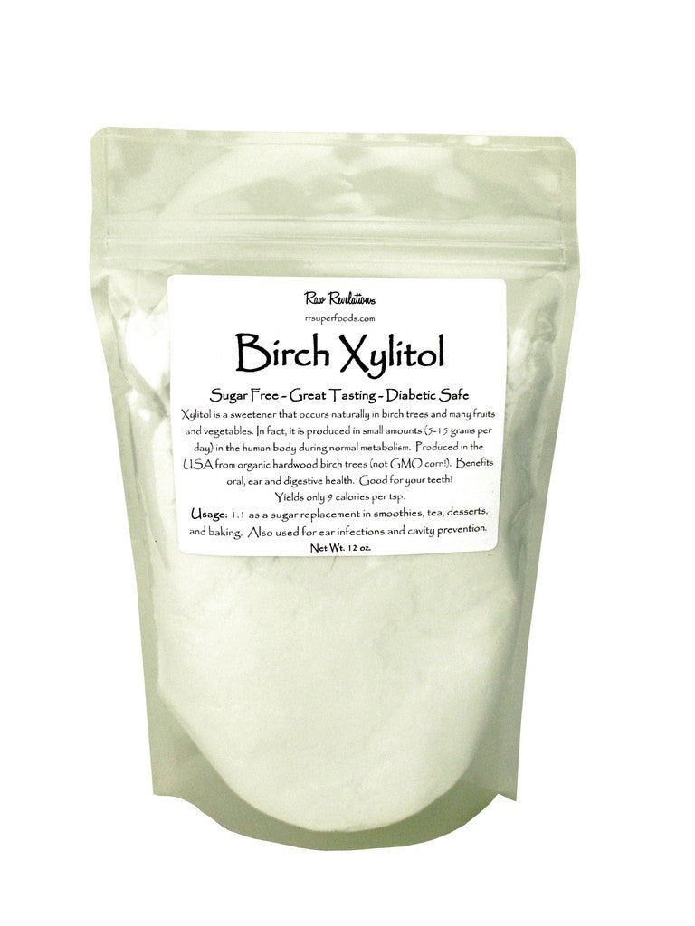 Birch Xylitol 12oz
