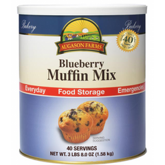Blueberry Muffin MIx