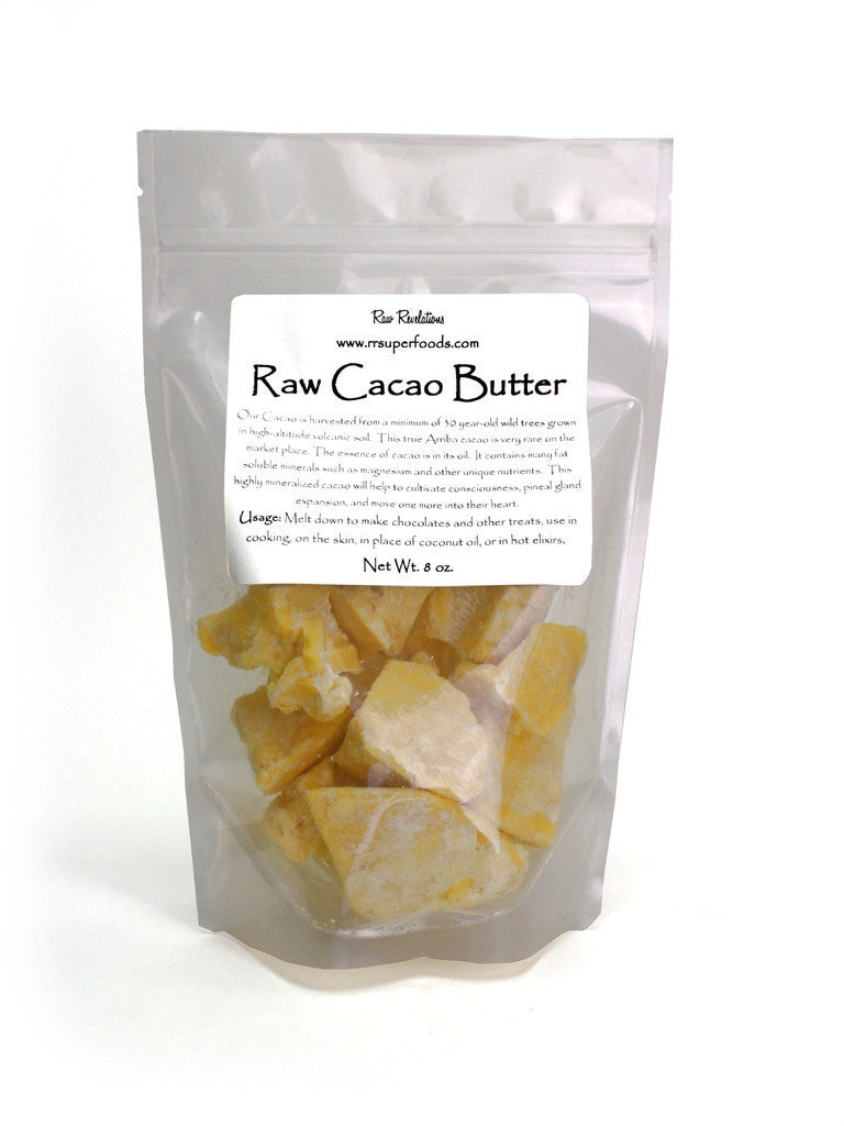 Cacao Butter 8oz