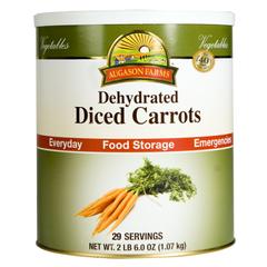 Dehydrated Diced Carrots