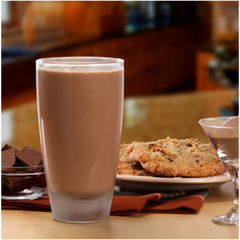 Morning Moo's Low-Fat Chocolate Milk Alternative