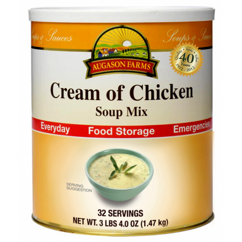 Soup Cream of Chicken