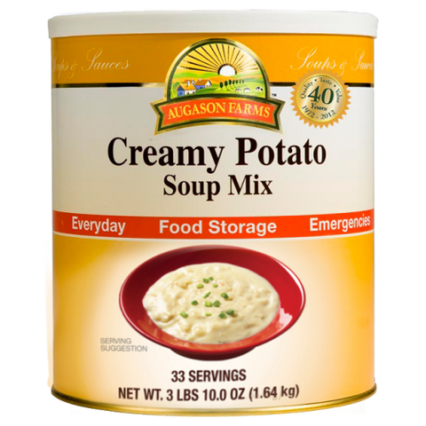 Soup Creamy Potato