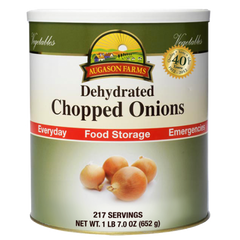 Dehydrated Chopped Onions