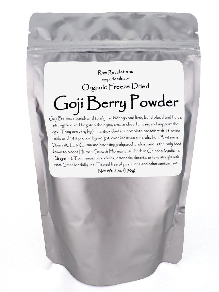 Goji Berry Powder 6oz