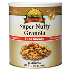 Super Nutty Granola