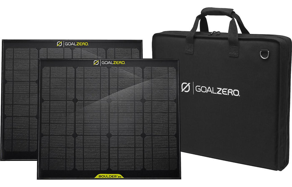 Solar Panel Travel Case