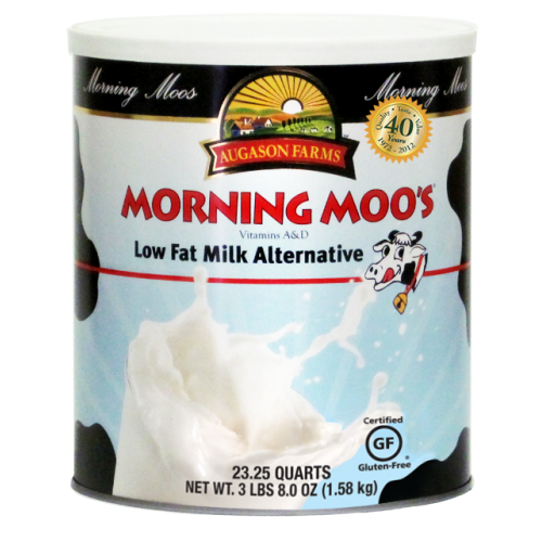 Morning Moo's Low-Fat Milk Alternative