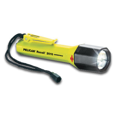 Pelican 2010 Sabrelight LED Submersible Flashlight