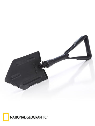 Tri-Fold Shovel with Sheath