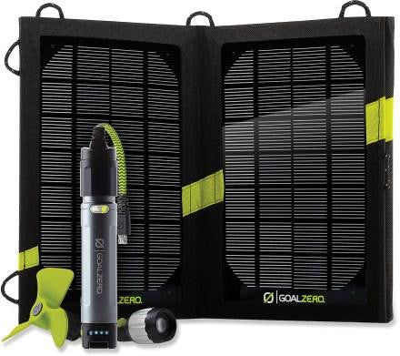 Recharging Solar Switch 10 Multi-Tool Kit