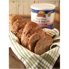 Honey Wheat Bread and Roll Mix