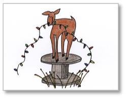 Goatcards: Christmas