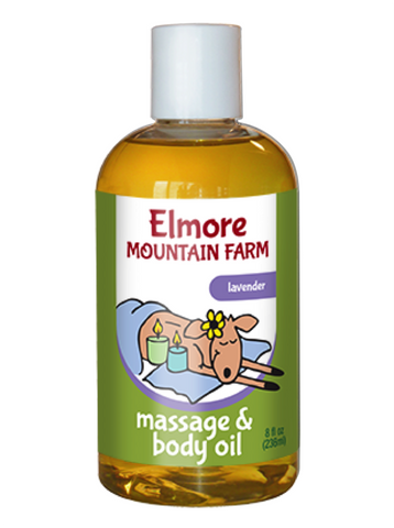 Massage & Body Oil - Lavender