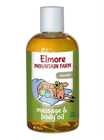 Massage & Body Oil - Unscented