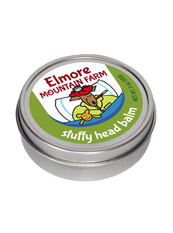 Stuffy Head Balm