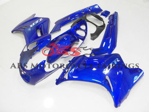 All Blue 1990-2009 Kawasaki ZZR250