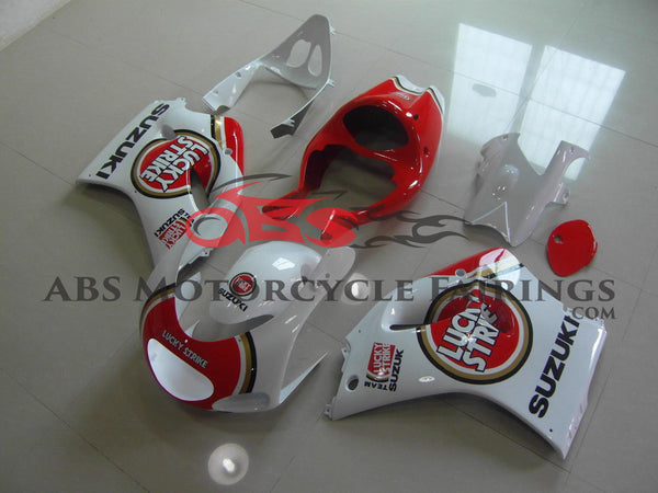 Lucky Strike White & Red 1991-1996 Suzuki RGV250 VJ22