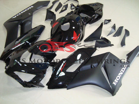 Black & White Decal 2004-2005 Honda CBR1000RR