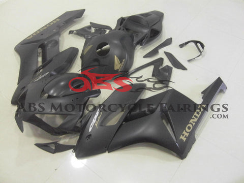 Honda CBR1000RR (2004-2005) Matte Black Fairings