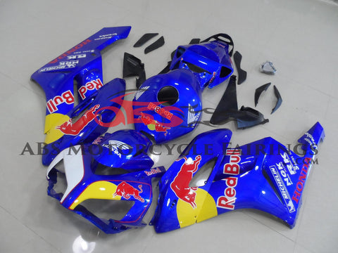 Honda CBR1000RR (2004-2005) Blue Red Bull Fairings