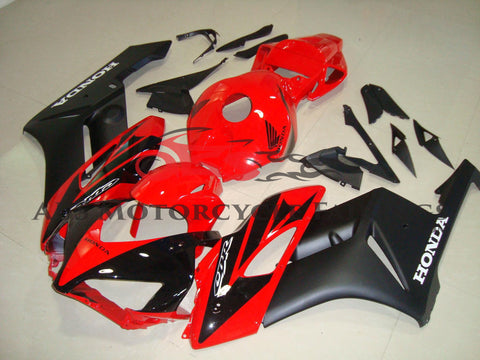 Honda CBR1000RR (2004-2005) Black & Red Fairings