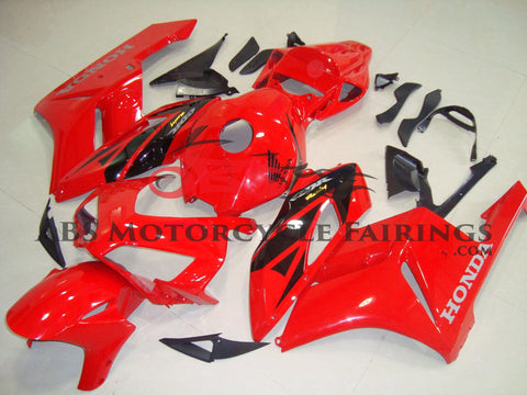 Honda CBR1000RR (2004-2005) Red Fairings