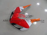 Honda CBR1000RR (2006-2007) Red, White & Orange REPSOL Fairings