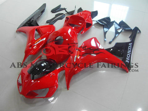 Red Fairing Kit 2006-2007 Honda CBR1000RR