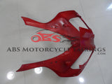Honda CBR1000RR (2006-2007) Candy Apple Red & Gray Tribal Flame Fairings