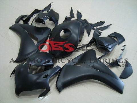 All Matte Black 2008-2011 Honda CBR1000RR