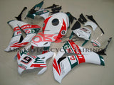 Honda CBR1000RR (2008-2011) White, Red & Green Castrol #9 Fairings