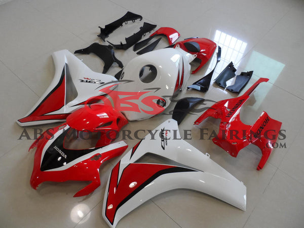 Red & White 2008-2011 Honda CBR1000RR