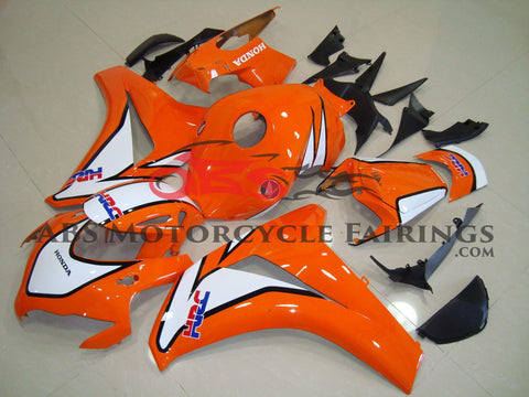 Sunset Orange HRC 2008-2011 Honda CBR1000RR