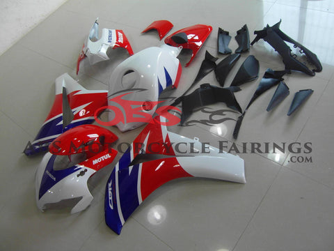Red White & Blue Motul 2009-2011 Honda CBR1000RR