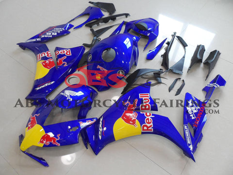 Blue Red Bull 2012-2013 Honda CBR1000RR