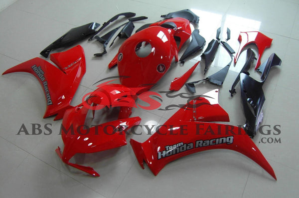 Honda CBR1000RR (2012-2016) Red & Silver Fairings