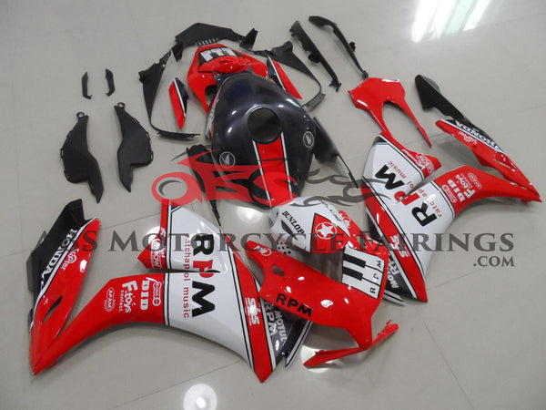 Red RPM 2012-2013 Honda CBR1000RR