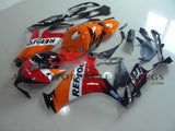 Honda CBR1000RR (2012-2016) Orange, Red & Black REPSOL Fairings
