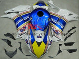 White and Blue Rothmans Fairing Kit for a 2012, 2013, 2014, 2015 & 2016 Honda CBR1000RR motorcycle