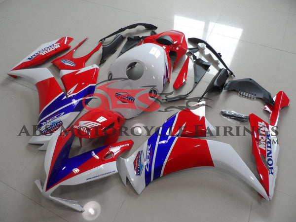 White & Red Motul TT Legends 2012-2013 Honda CBR1000RR