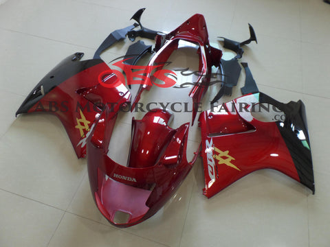 Candy Red Honda CBR1100XX