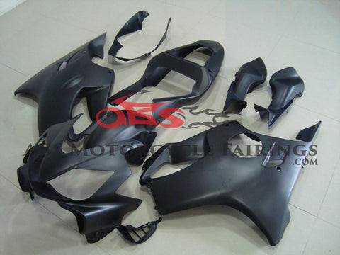 Honda CBR600F4i (2001-2003) Matte Black Fairings
