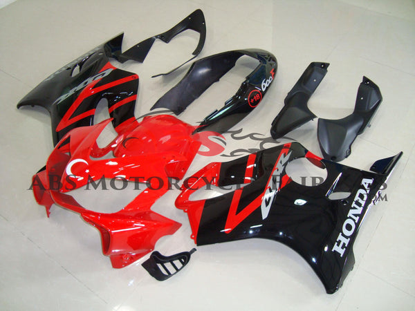 Red & Black Turkey Flag 2004-2007 Honda CBR600F4i
