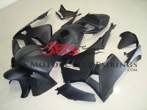 Honda CBR600RR (2003-2004) Matte Black Fairings