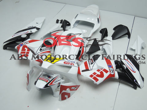 Givi White & Red 2003-2004 Honda CBR600RR