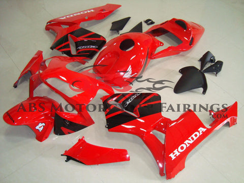 Honda CBR600RR (2003-2004) Red OEM Style Fairings
