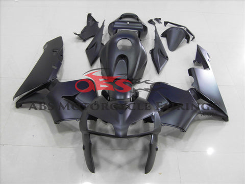 All Matte Black 2005-2006 Honda CBR600RR