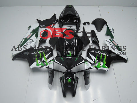 Black Monster 2005-2006 Honda CBR600RR